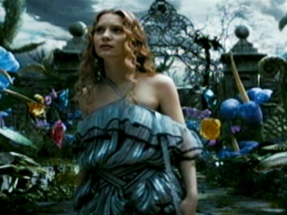 VIDEO: Alice in Wonderland Trailer