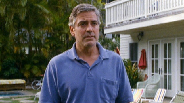 VIDEO: George Clooney plays a father struggling through family turmoil.