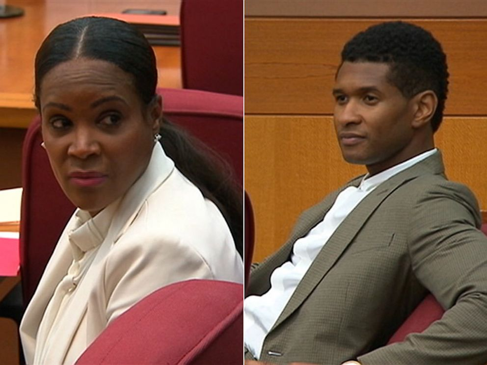Usher Retains Custody Of Kids After Emergency Hearing Pool Accident Abc News