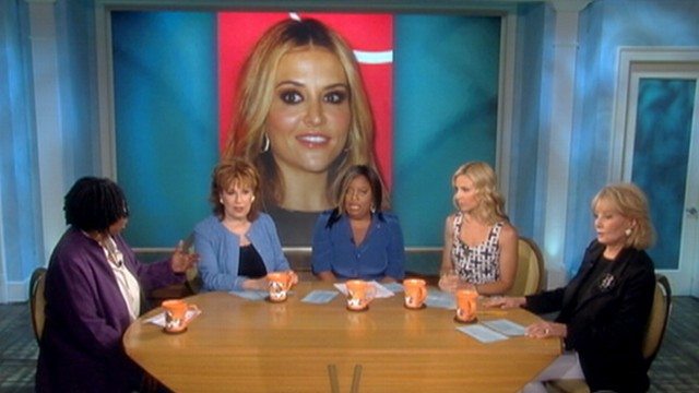VIDEO: The View discusses reports of Brooke Muellers recent plane trouble.