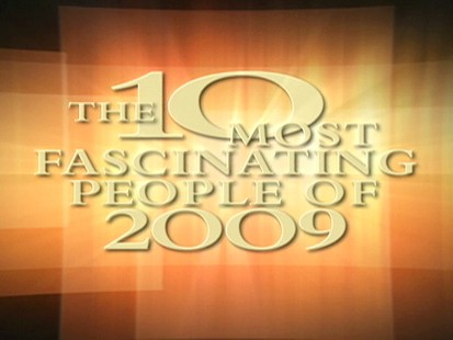 VIDEO: Barbara Walters 10 Most Fascinating 09