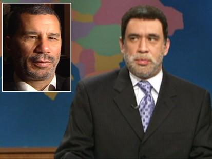 VIDEO: Fred Armisen performing as Gov. David Paterson on Saturday Nigth Live.