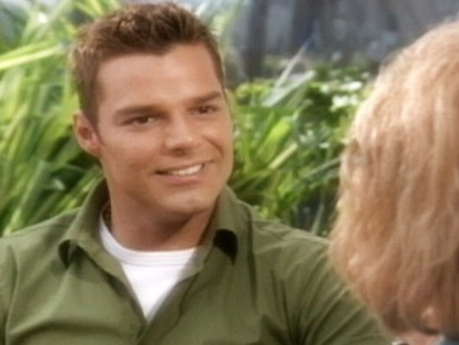 VIDEO: Barbara Walters asks Ricky Martin about his sexuality