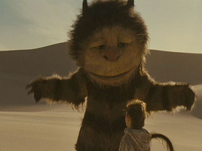 "VIDEO: Director Spike Jonze turns Maurice Sendak?s ""Where the Wild Things Are"" into a movie."