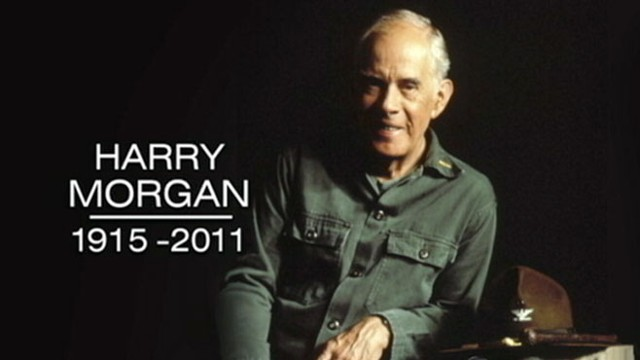 Harry Morgan Col Potter On Mash Dies Abc News