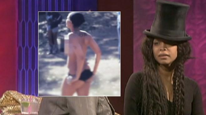 Singer Erykah Badu Gets Probation For Stripping