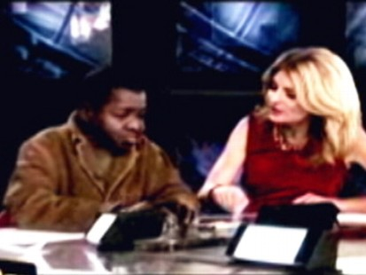 VIDEO: Gary Coleman gets into a fight on The Insider.