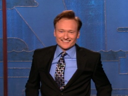 VIDEO: Conan OBrien talks to 60 MInutes about Jay Leno.