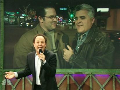 VIDEO: Jay Leno is about to wrap up his 17-year run at The Tonight Show.