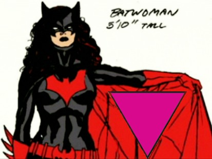 VIDEO: DC Comics unveils Batwoman as lesbian superhero.