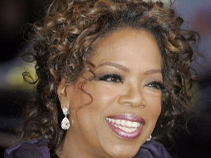 Video: Oprah Winfrey preps for new evening talk show.
