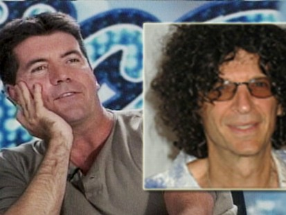 VIDEO: Howard Stern on speculation that hell be the new American Idol judge.