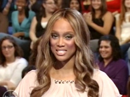 VIDEO: After five years Tyra Banks calls an end to her talk show.