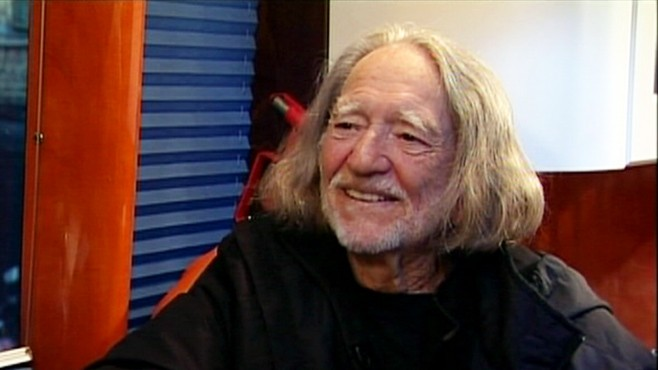 Willie Nelson Shows Off His New Look Video Abc News