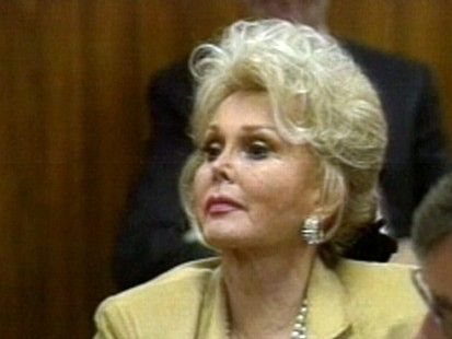 VIDEO: 93-year-old actress Zsa Zsa Gabor is in extremely serious condition.