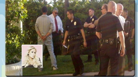 Video: Paris Hilton tweets about attempted home invasion.