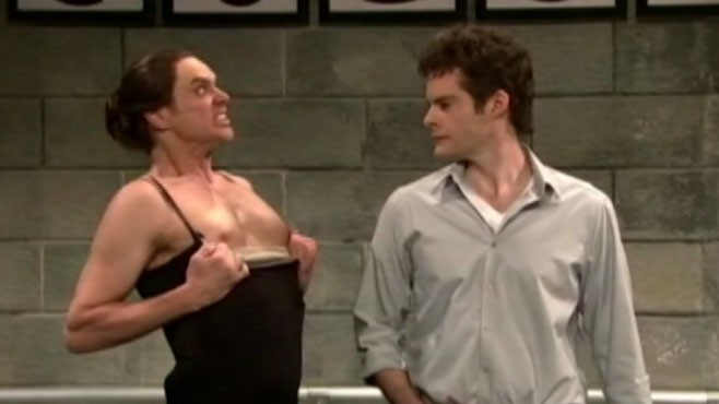 """VIDEO: Actor hosted the first """"Saturday Night Live"""" episode of 2011."""