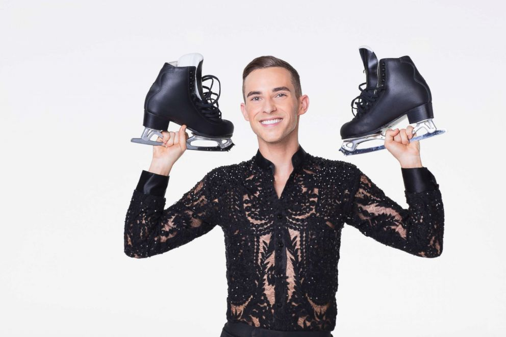 PHOTO: Adam Rippon will appears Dancing with the Stars.