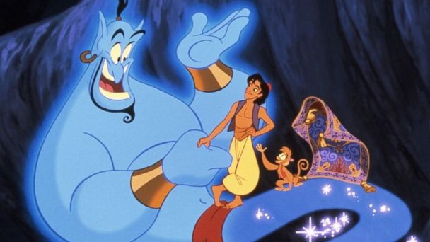 Daughter pays tribute to late Robin Williams on 25th anniversary of 'Aladdin'