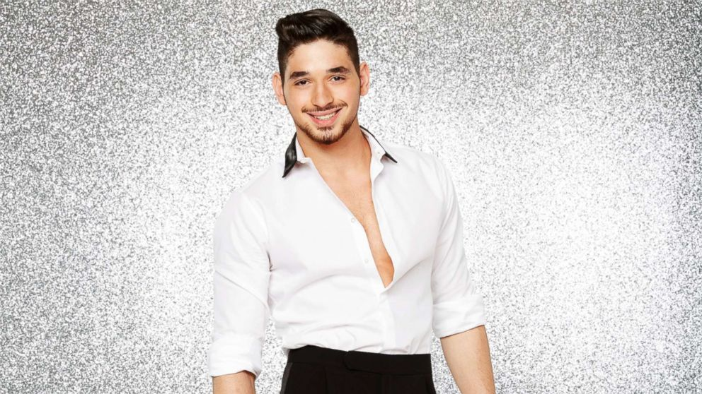 """Pro dancer Alan Bernsten will appear on """"Dancing With The Stars."""""""