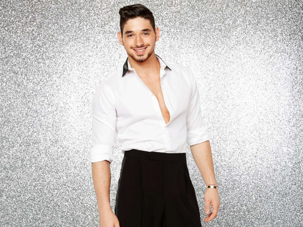 PHOTO: Pro dancer Alan Bernsten will appear on Dancing With The Stars.