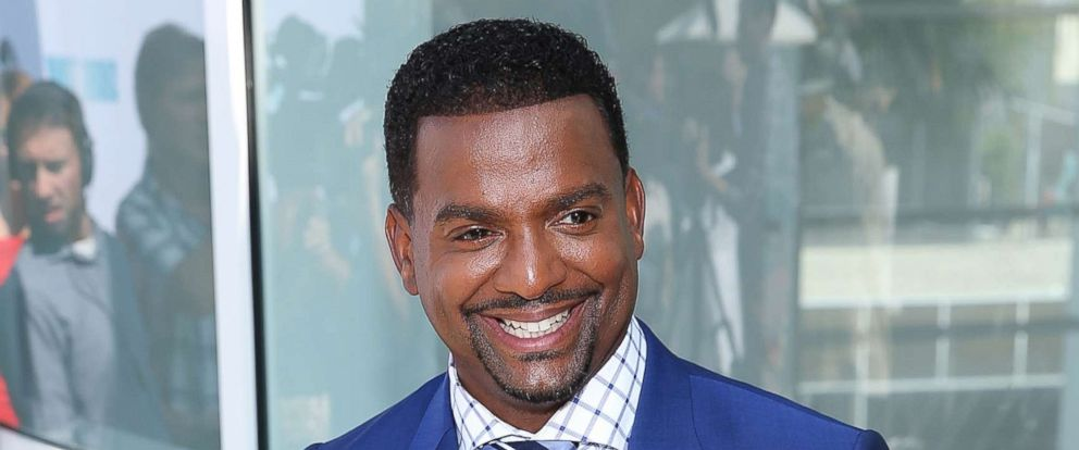 """PHOTO: Alfonso Ribeiro attends the premiere of ABCs """"Shark Tank"""" Season 9 at The Paley Center for Media, Sept. 20, 2017, in Beverly Hills, Calif."""