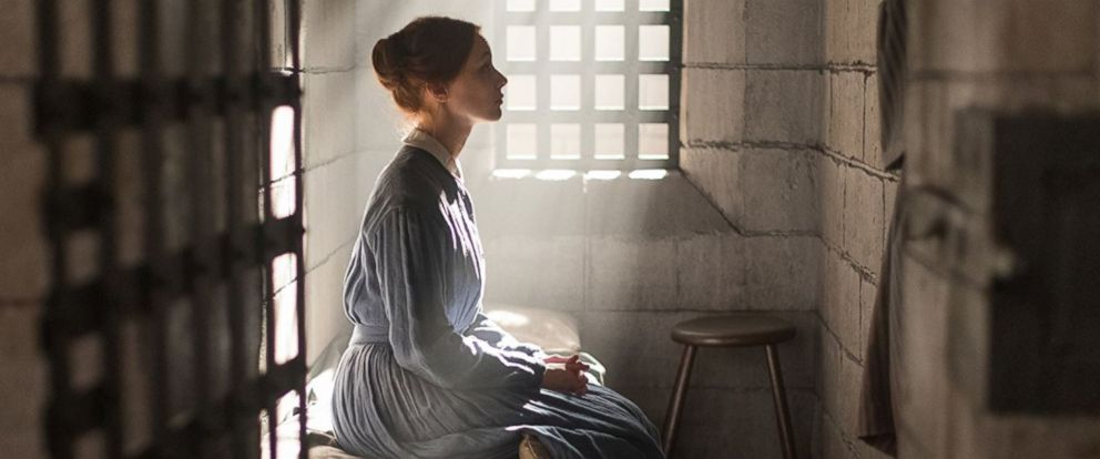 "PHOTO: Sarah Gadon in a scene from ""Alias Grace."""