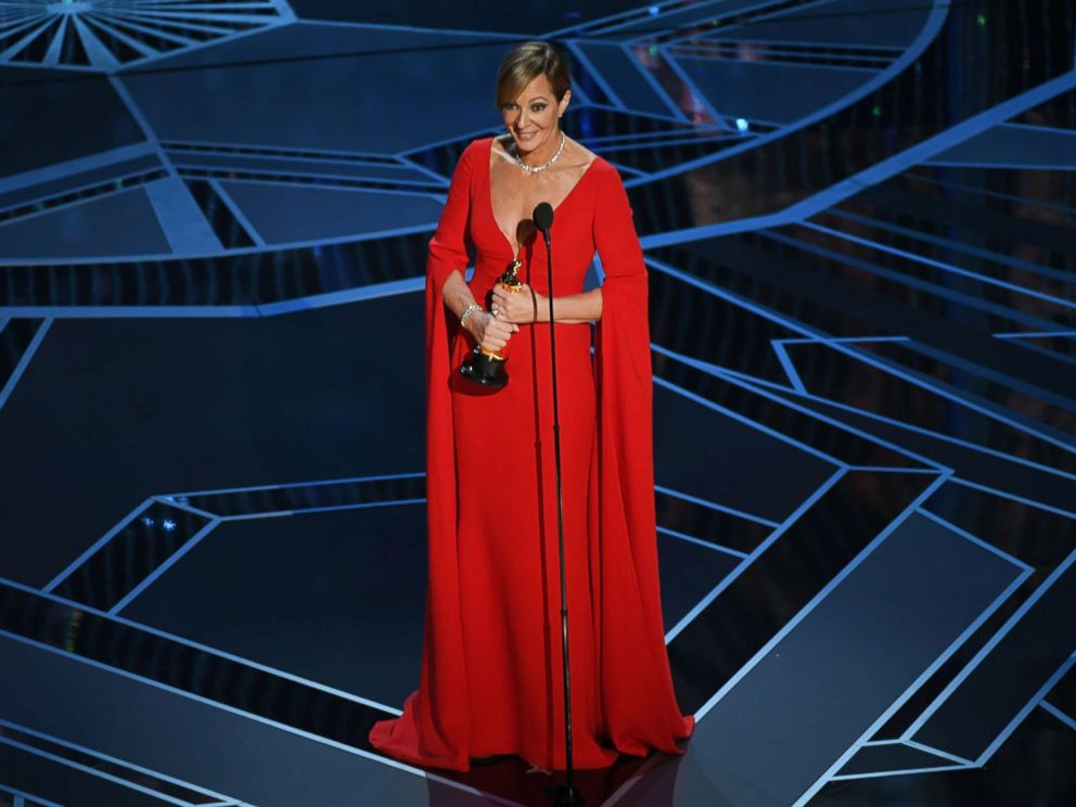 Allison Janney on Oscar Win: 'I Did It All by Myself