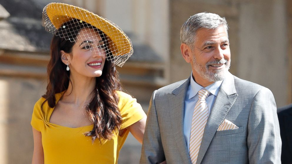 George and Amal Clooney donate $100,000 to support immigrant