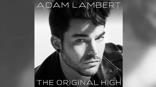 "PHOTO: Adam Lambert ""The Original High"""
