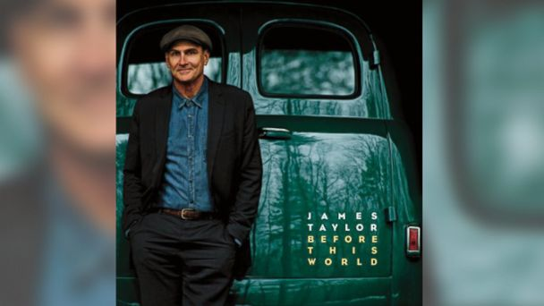 "PHOTO: James Taylor ""Before This World"""