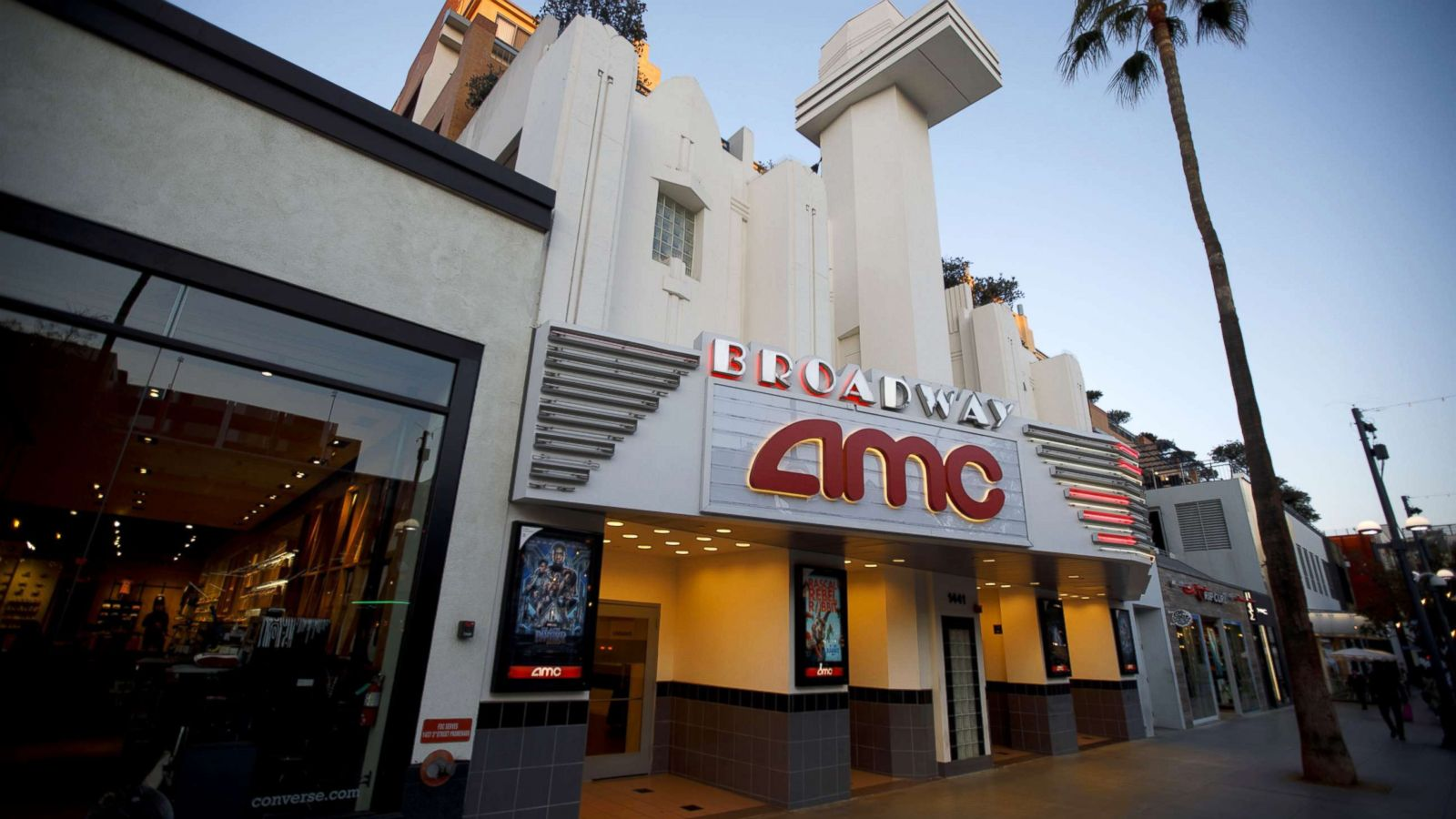 How AMC Theatres plans to compete with MoviePass   GMA