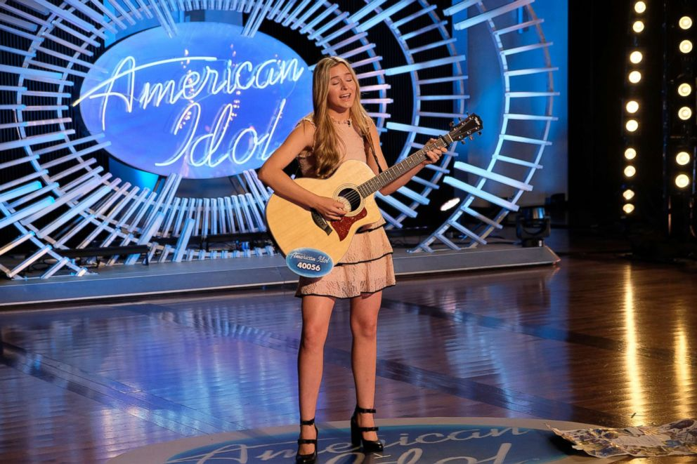 New Orleans singer on 'American Idol'