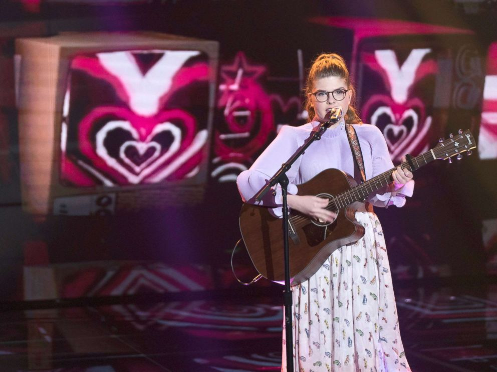 American idol meet your top 10 abc news photo american idol contestant catie turner performs on april 23 2018 m4hsunfo