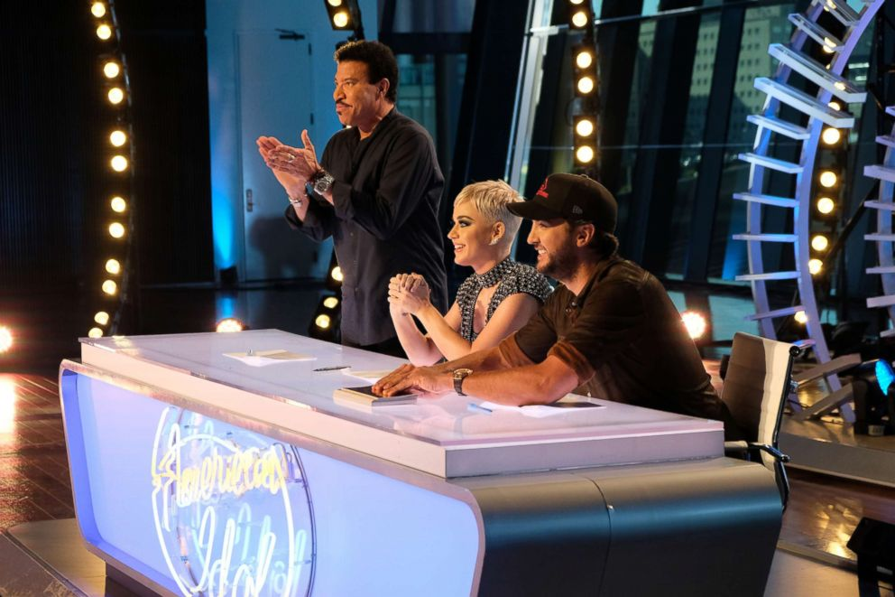 Katy Perry: 'Idol' Judges Have A New Attitude