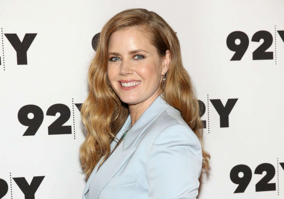 "Amy Adams attends HBO's ""Sharp Objects"" New York Screening And Conversation at 92nd Street Y on June 28, 2018 in New York City."