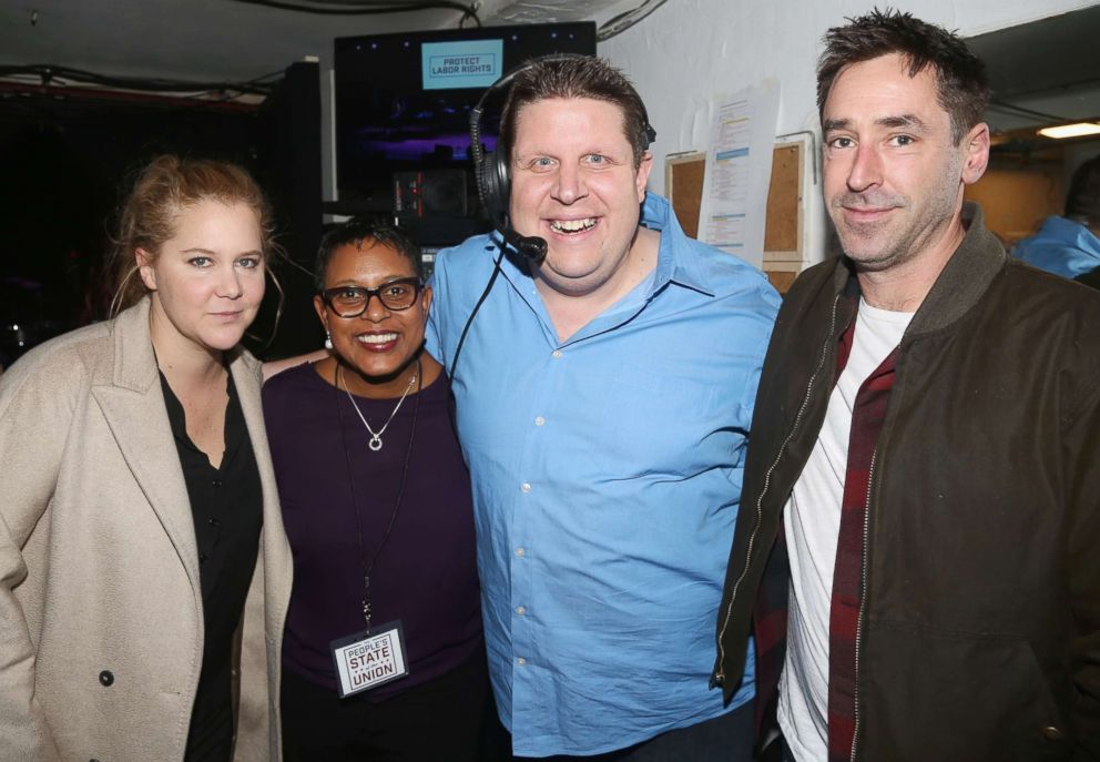 Amy Schumer reveals how she met her husband and shares details of