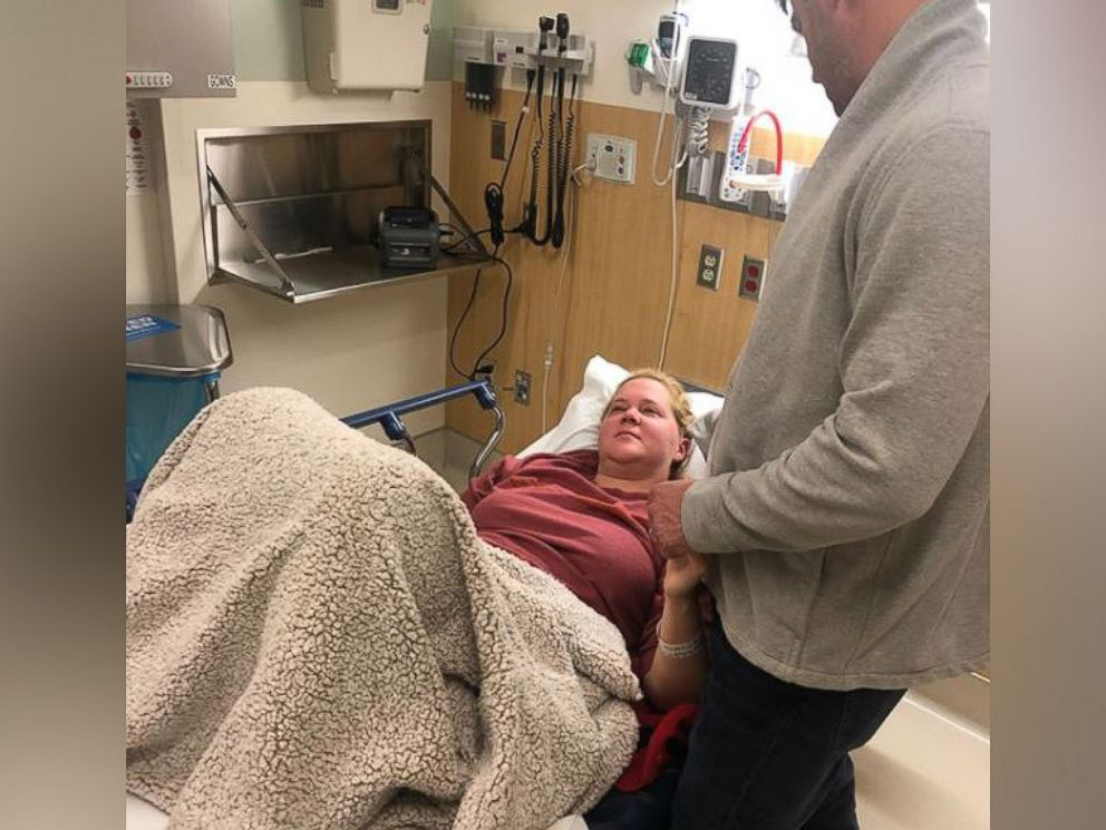 Amy Schumer Hospitalized for