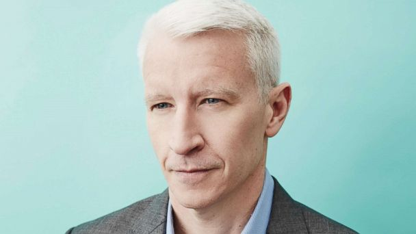 Anderson Cooper discusses his brother's suicide, meditation and 'fake news'