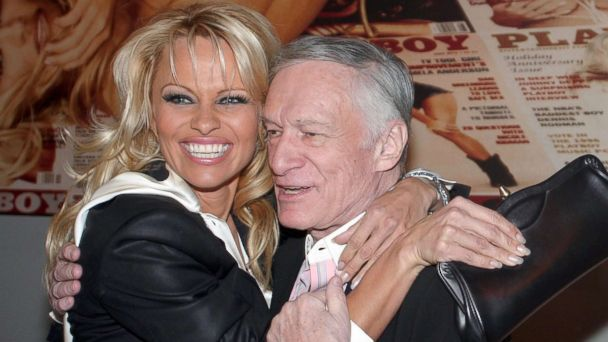 Celebrities, former Playboy Playmates react to Hugh Hefner's death