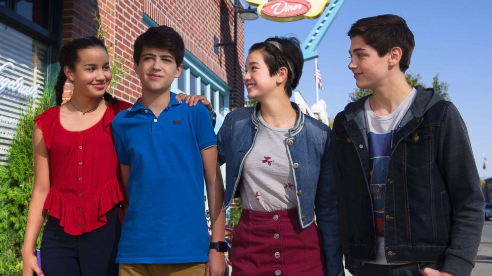 """A scene from the show """"Andi Mack."""""""