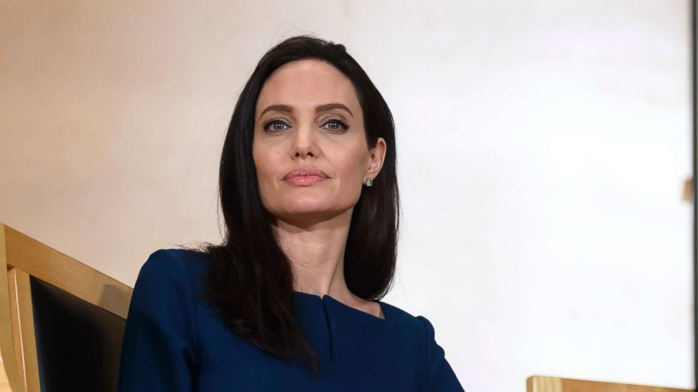 Angelina Jolie Opens Up About Life As A Single Mother Abc News