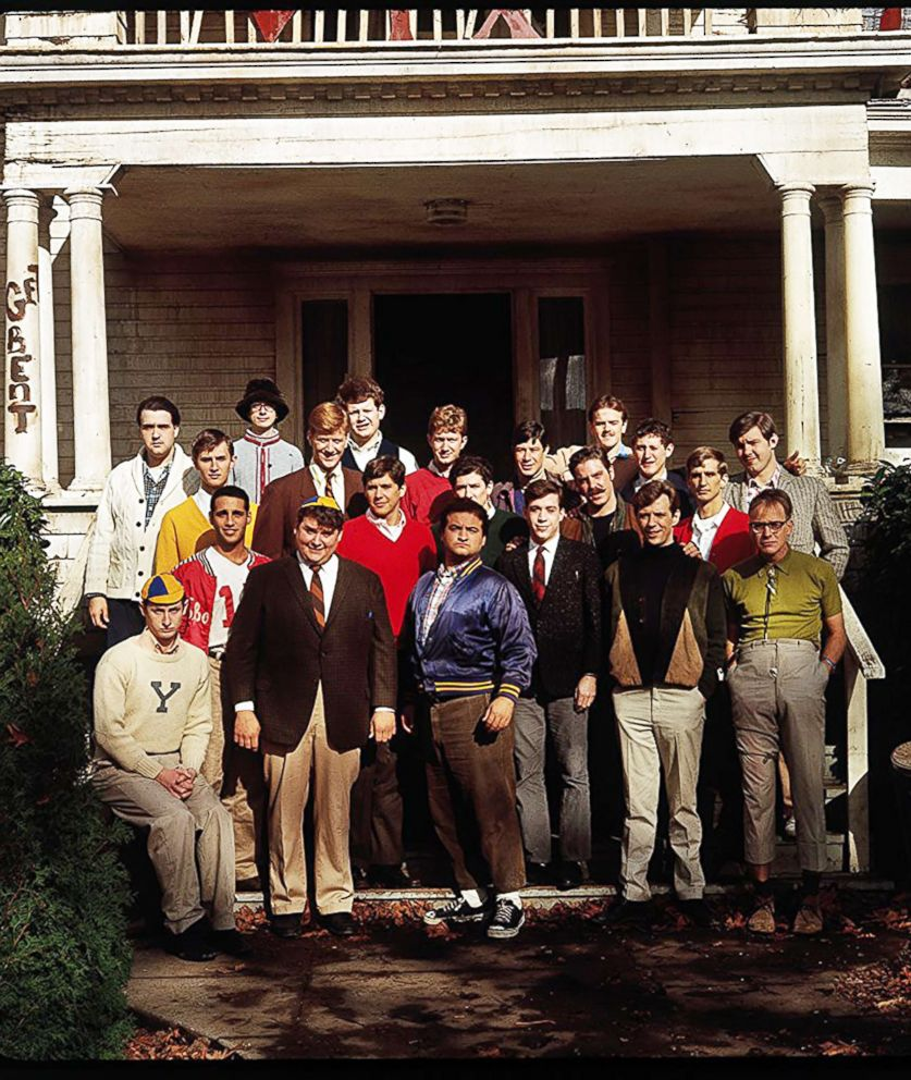 PHOTO: The cast of Animal House appears in this undated photo.
