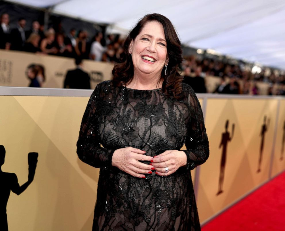 PHOTO: Actor Ann Dowd attends the 24th Annual Screen Actors Guild Awards at The Shrine Auditorium, Jan. 21, 2018 in Los Angeles.