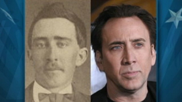 VIDEO: EBay user auctions Civil War-era photo claiming to show Nicolas Cage.