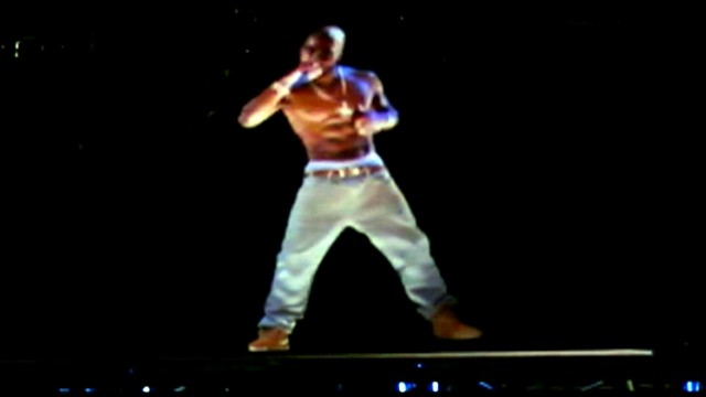 Tupac's Hologram Wows Coachella Crowd