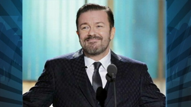 VIDEO: Will Ricky Gervais offend Hollywood in his return as Golden Globe host?