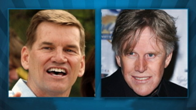 VIDEO: Gary Busey and Ted Haggard will swap wives on ABC show.