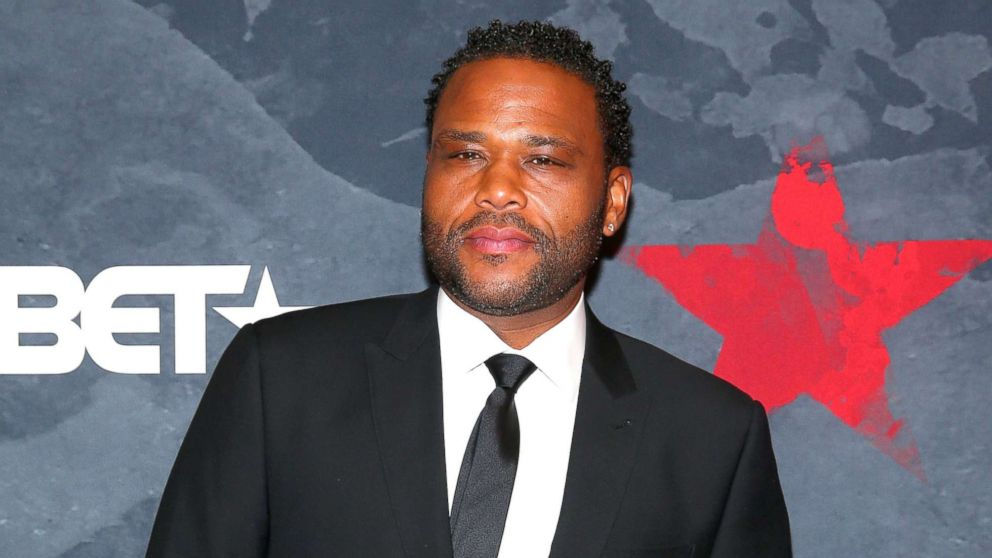 Anthony Anderson attends the 2017 Black Girls Rock! at New Jersey Performing Arts Center, Aug. 5, 2017, in Newark, New Jersey.