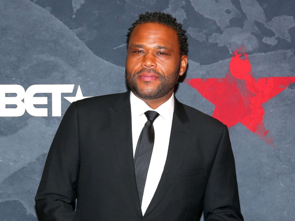 PHOTO: Anthony Anderson attends the 2017 Black Girls Rock! at New Jersey Performing Arts Center, Aug. 5, 2017, in Newark, New Jersey.